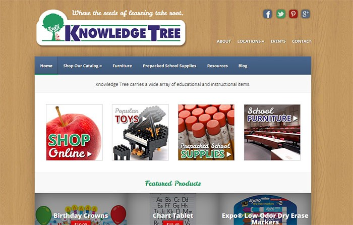 KnowledgeTree-web