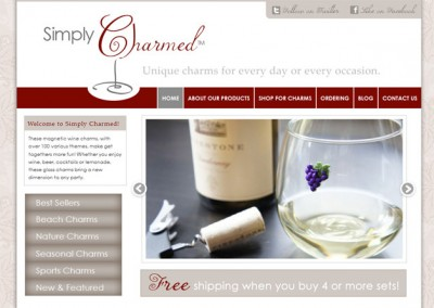 SimplyCharmedWebsite
