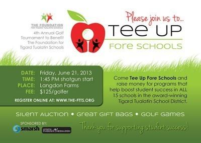 TeeUpForeSchoolsInvite