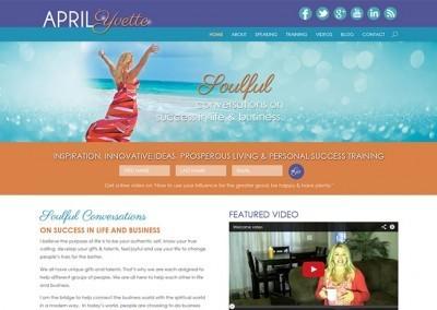 April Yvette