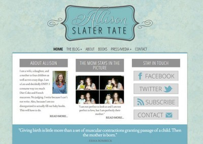 Allison Slater Tate