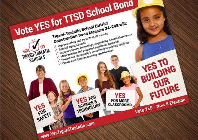 Tigard-Tualatin Schools Bond Campaign